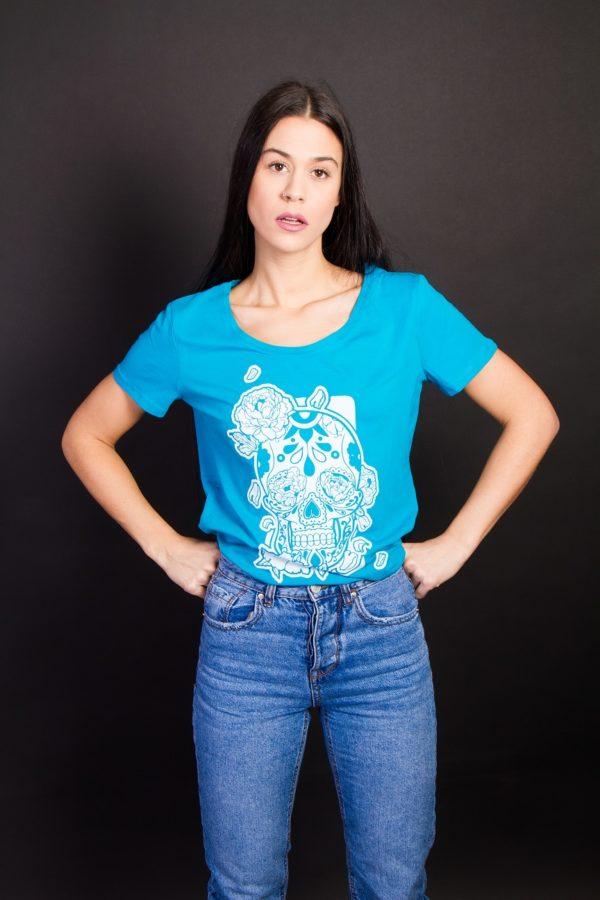 Cukorkoponya női póló